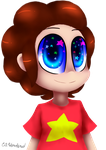 Stary Eyed Boi by SpiceIsAWerecoyote