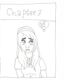 OHJ vol. 2 chapter 7 cover page by Bella-Who-1
