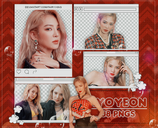 [PNG PACK #900] Hyoyeon - SNSD (PUNK ME RIGHT NOW) by fairyixing