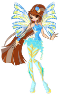 Winx: Aria Sirenix by DragonShinyFlame