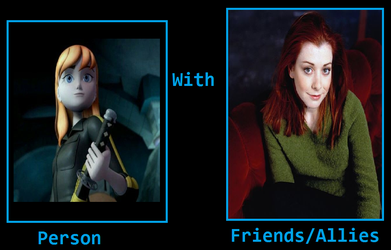 What if April Become Friends with Willow by JasonPictures
