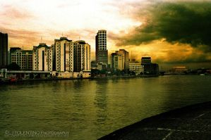 Pasig River by ScarFoo