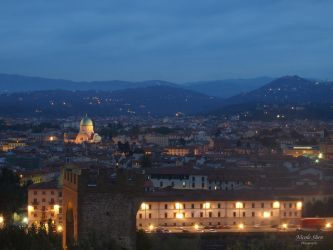 Firenze Sunrise by nicoleshen