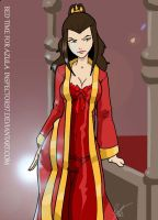 Bed Time for Azula by Inspector97