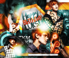 +EDICION: Happy Birthday Luks! by CAMI-CURLES-EDITIONS