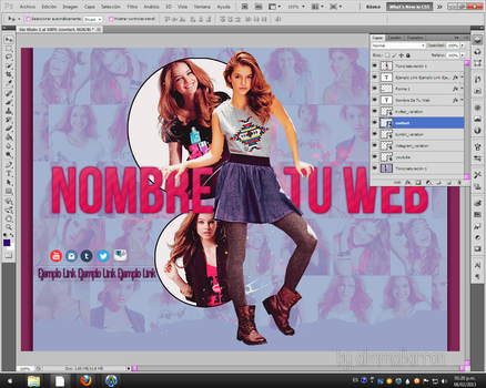work on :D by InvisivleLove