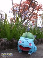Bulbasaur papercraft