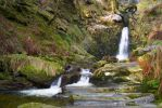 Pistyll Rhaeadr by Lunapic