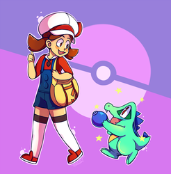 Pokemon HGSS by Totowuv
