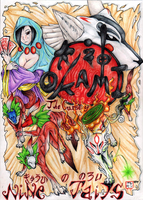 Okami -The Curse Of Ninetails by ARVEN92