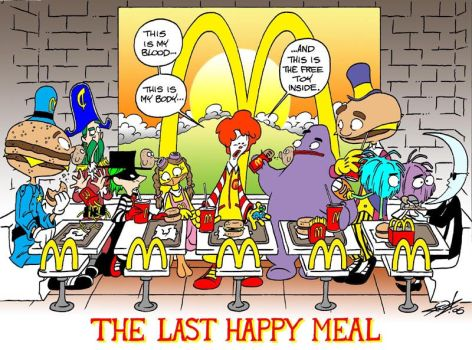 The Last Happy Meal by JayFosgitt