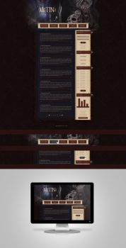 Esthetic Layout Mt2 by FeistyGraphic