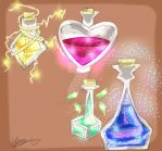 Potions! by sarahlouiseghost