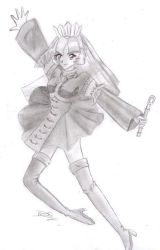 Sapphire - Regal Sorceress by Sarky-Sparky