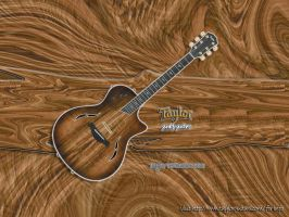 Taylor T5 Custom Koa Wallpaper by jaidaksghost