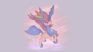 Mythical Pokemon Collection 09 - Keldeo