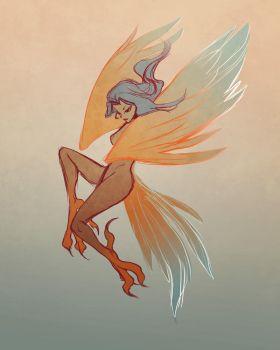 Harpy by doven
