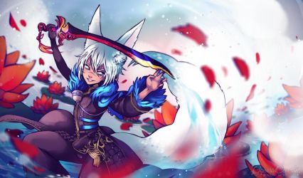 Blade and Soul - Boyyo by Cowslip