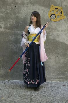 Fanime 2012 - Yuna by Giolon