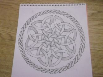 Celtic Design by freespirit115