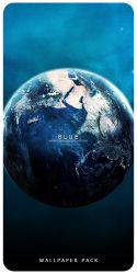 Blue Wallpaper Pack by Baro