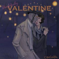 Fallout 4: V is for Valentine by carrinth
