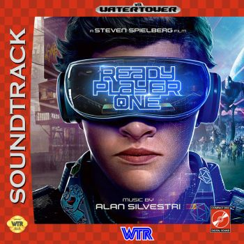 Ready Player One OST Custom Cover #10 by anakin022