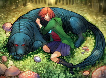 The Ancient Magus' Bride by AnamNesisX