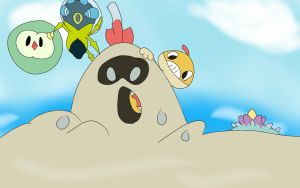 The Lost Mons