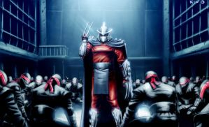 Foot Clan 2012 by Decepticoin