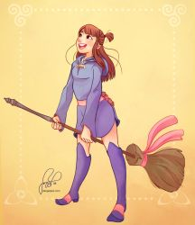 1/6 Little Witch Academia - Akko by Danger-Jazz
