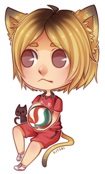 [Commission] Kenma by Kitsai