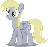 Vector #462 - Derpy Hooves #10 by DashieSparkle
