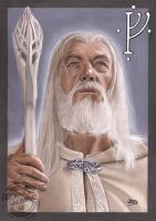 Gandalf the white - Sir Ian Mckellen by Jags1585