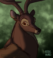 BAMBI - The Great Prince by RakPolaris
