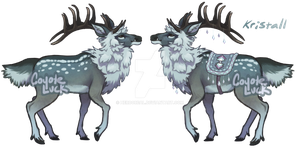 Bepotelkh Aamu Auction [CLOSED] by Herboreal
