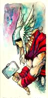 Thor by lervold