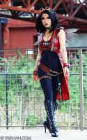 Crimson Chain Leatherworks II by yayacosplay