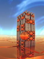 Tower Of Spheres by Undead-Academy