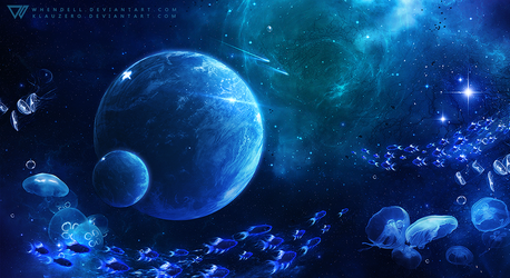 Space Oceanic by Whendell