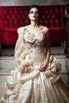 wedding dress fashion by Melihvatansever