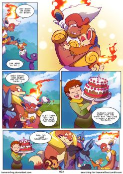 Many Happy Returns - Page 22 by TamarinFrog