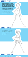 Basic Figure Drawing Tutorial by OniPolice