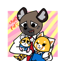 a strange but beautiful family by Cherry---Pop