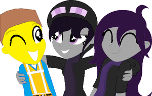 Emmet and the Ender Cousins - (COLLAB) by Ghostbustersmaniac