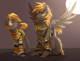 Were-Umber by Littleivy25