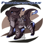 Powderstripes (Tocatl Auction, open) by Thalliumfire