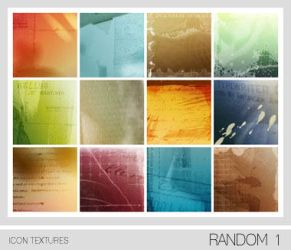 Icon Textures - Random 1 by Pfefferminzchen