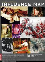 Chinese Influence Map by giadrosich