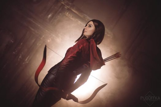 ARROW Speedy Thea Queen DC Comics by AlienOrihara